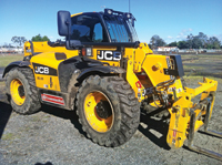 JCB will spotlight its construction and other equipment at Intermat Middle East