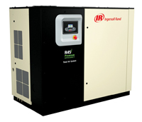 An R Series compressor from Ingersoll Rand