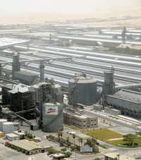 The Alba smelter: performing in difficult times