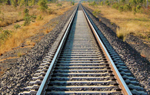Railways are a new hope for the region