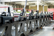 AquaTack 7001-PAA was designed to be applied by flexographic presses