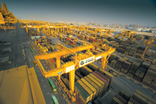 DP World: gaining greater influence
