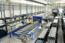 Gulf Extrusion (pictured) has teamed up with Adbic to set up the Taweelah Extrusion Company (Talex)