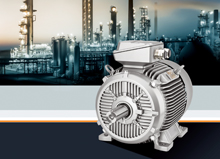 New Simotics XP motors of the 1MB1 series are highly reliable in challenging environments