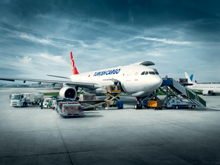 Turkish Airline's cargo division has performed strongly and has an optimistic outlook