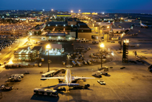Bahrain's airport has signed four deals for modernisation and maintenance