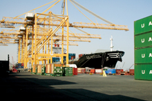 Khorfakkan Container Terminal, a top performing port in EMEA