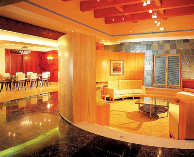 Example of interior fit-out accomplished by Gulf Dynamic Services