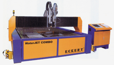 Waterjet combo from Eckert
