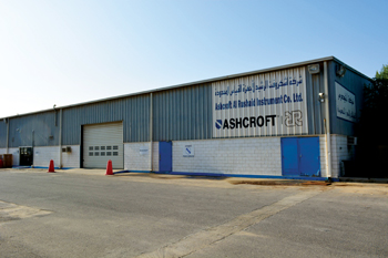The Aarico facility assembles Ashcroft Inc products