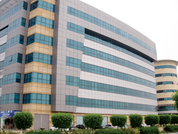 Office buildings in Dubai Investment Park