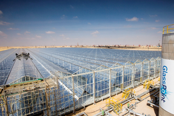 GlassPoint Solar's enhanced oil recovery project with PDO