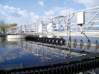 Bentley is engaged in all aspects of the water industry