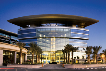 Headquarters of the Dubai Airport Free Zone