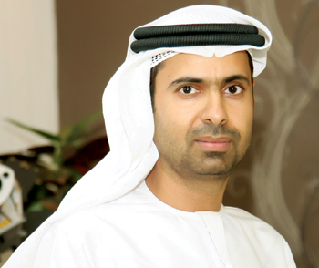 Al Shaibani: plans aim to make Dubai a regional satellite hub