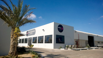 The company's plant in Jebel Ali