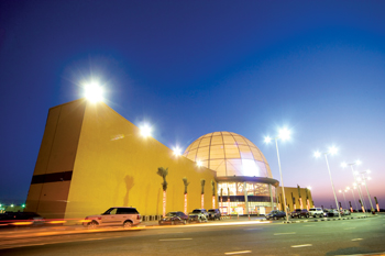 The Dubai Outlet Mall: a Structurflex project