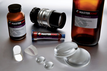 Master Bond UV15-42C is a UV curable system for bonding, sealing and coating applications