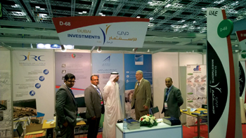 Dubai Investments' stall at Project Qatar
