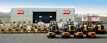 The Byrne yard in Jeddah