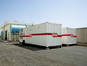Generators supplied to a reputed dairy products unit