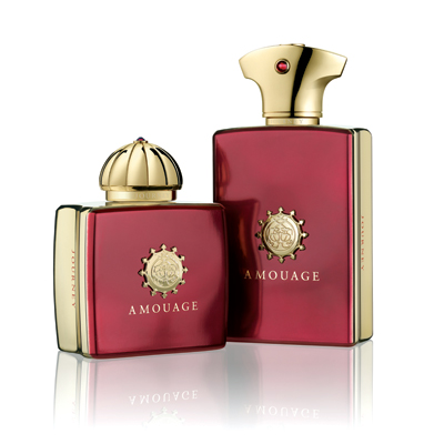 Amouage's recently launched perfumes Journey for Woman and Man