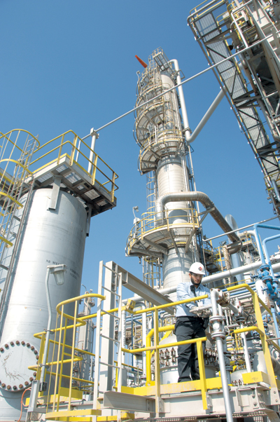 Bapco completed several major projects in recent years