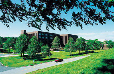 Honeywell's headquarters in Morristown, NJ, US