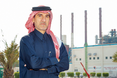 Dr Al Mulla: progress with sustainability