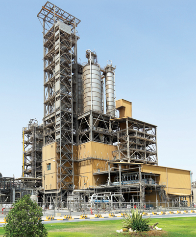 Qapco reported a strong performance in 2013