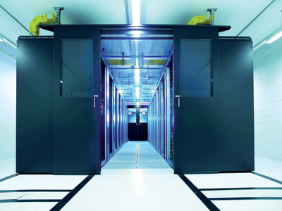 The cover of the newly released data centre handbook