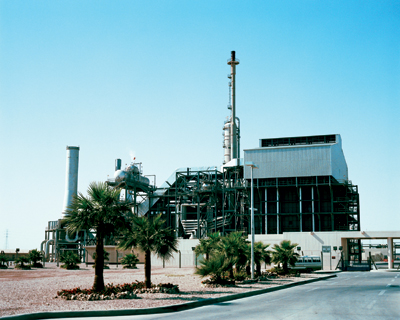 The Ibn Sina production facility