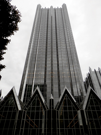 PPG's headquarters in Pittsburgh, US
