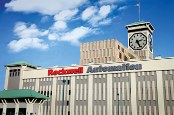 Rockwell Automation's global headquarters in Milwaukee, Wisconsin (US)