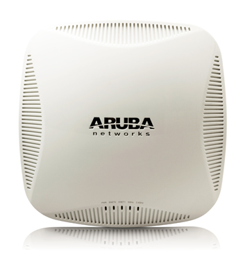 Aruba's AP 225 is widely used in the kingdom