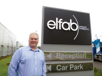 Trotter: oil and gas a key industry for Elfab