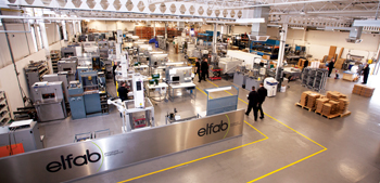 The company's state-of-the-art facility in North Shields UK