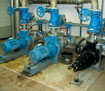 Xylem Flygt pumps