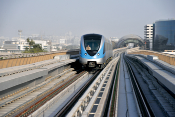 Lloyd's Register has made independent safety assessments to the Dubai Metro system
