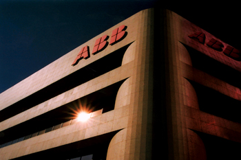 ABB's office in Riyadh, Saudi Arabia