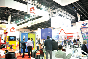 There was a record turnout with more than 2,700 exhibitors from 60 countries