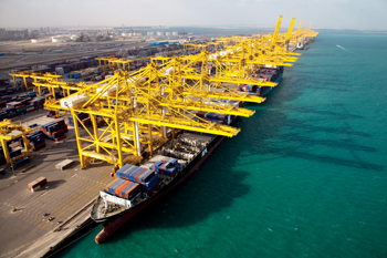Jebel Ali Port: superlative performance