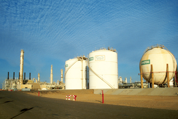 Yanpet, a Sabic affiliate at Yanbu Industrial City