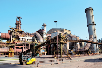 Bahrain Steel is a prominent supplier to international markets