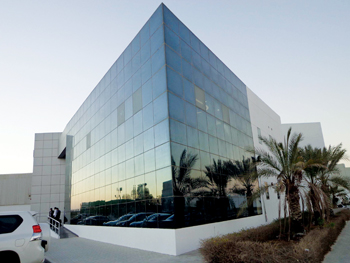 Eaton's Middle East headquarters in Dubai