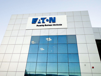 The Eaton brand: pushing for growth