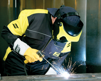 Multi-brand Esab's welding equipment, consumables and accessories serve customers worldwide