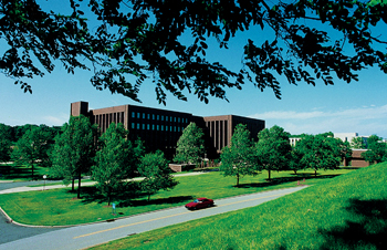 Honeywell's headquarters in Morristown, NJ, USA