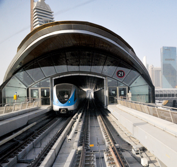 Middle East Rail 2015 takes place in Dubai, March 17-18