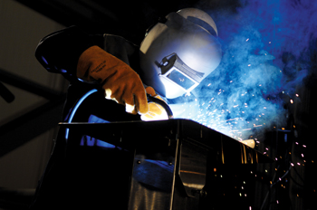 Welding and Cutting will be one of the special areas of interest at the event